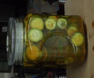 Quick and Simple Vinegar Pickles
