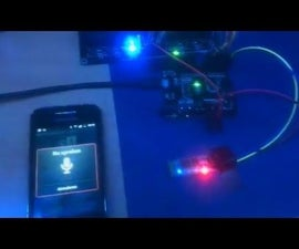 Arduino - BLUETOOTH voice & Remote Home control Android APP