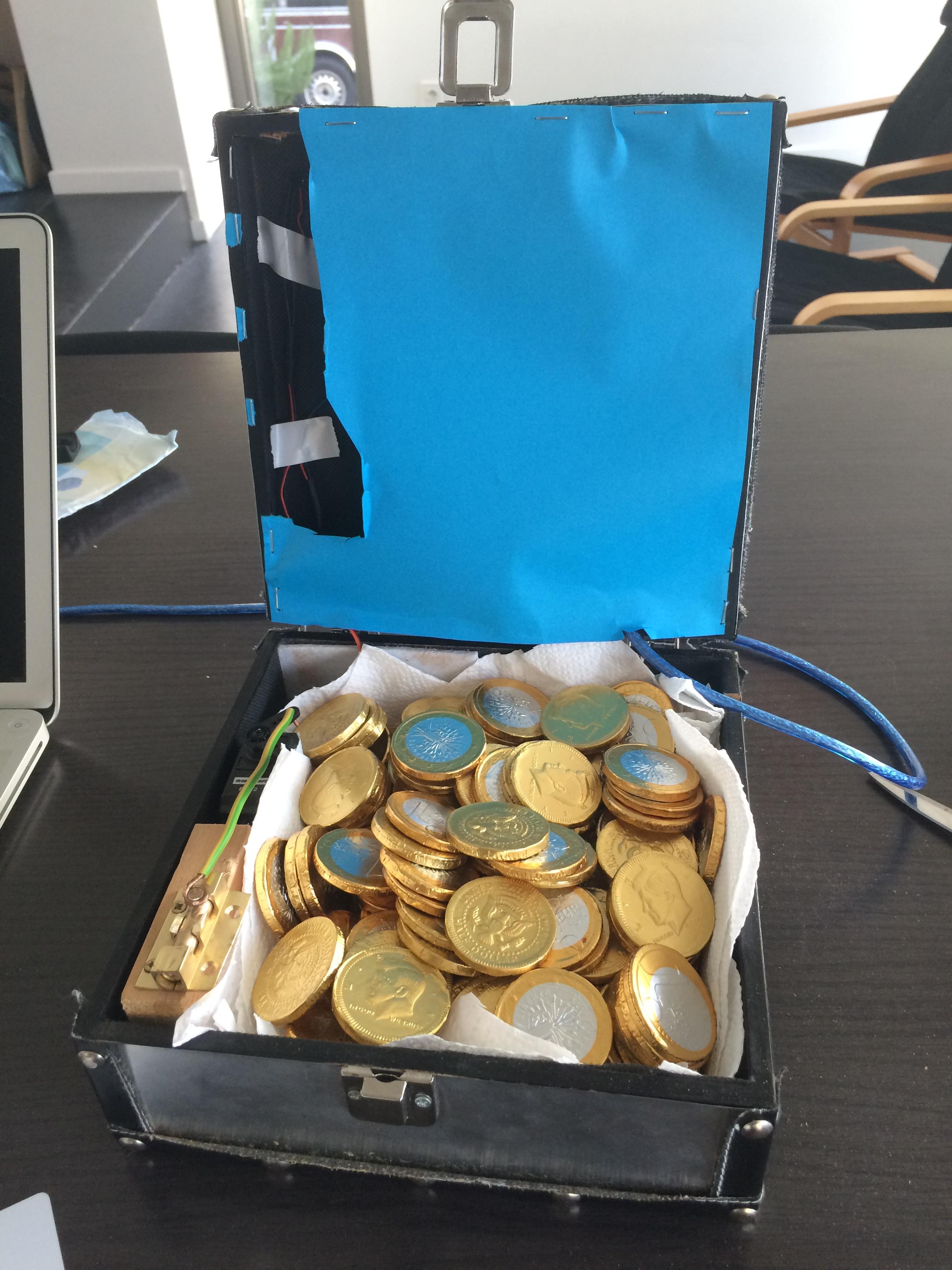 Picture of RFID Treasure Box