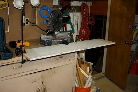 Building the Keyboard Platform and Desk