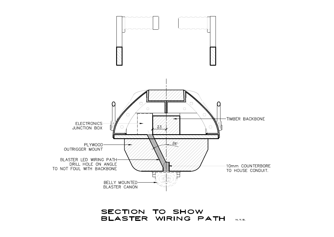 Picture of Outrigger Assembly