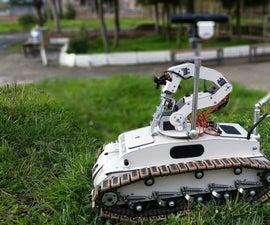 Bomb disposal robot ( Termenatör )