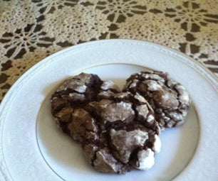 Gluten Free Cocoa Cardamom Spice Cookies
