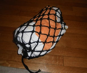 Easy Paracord Drawstring Pouch!
