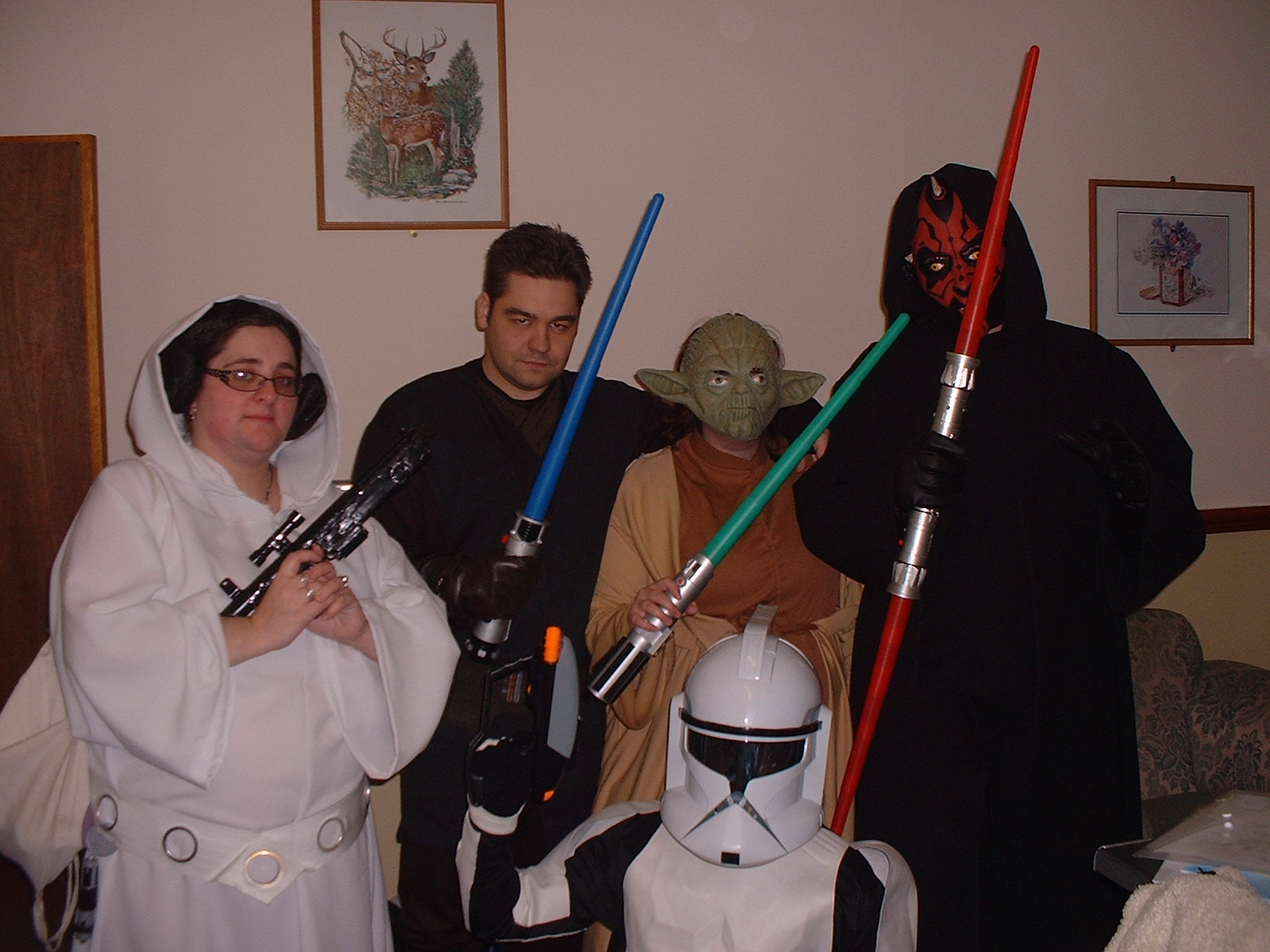 Picture of Star Wars Cosplay