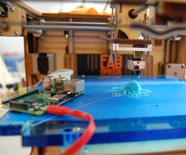 Wireless 3D printing with Octoprint on an Ultimaker