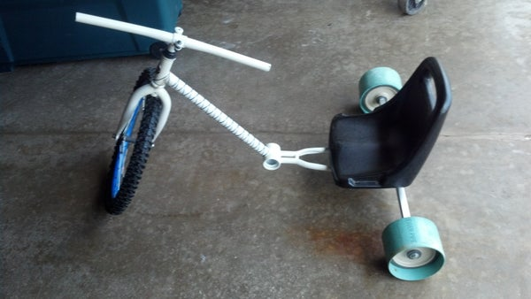Best, Easiest, and Cheapest No Weld Drift Trike