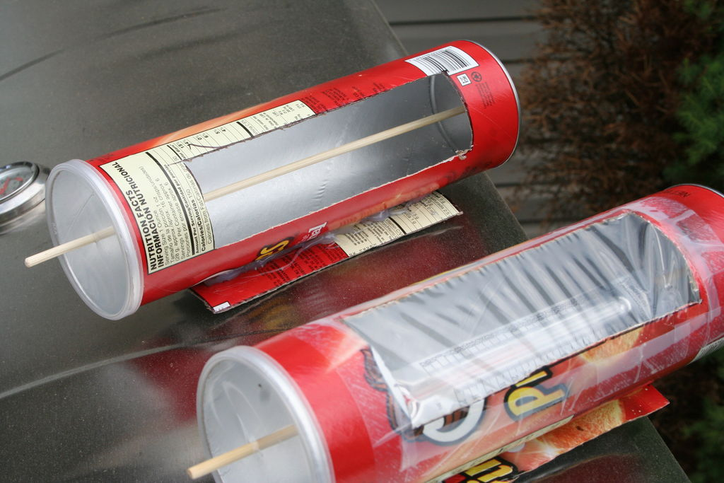Picture of Horno Solar Para Un Hot Dog