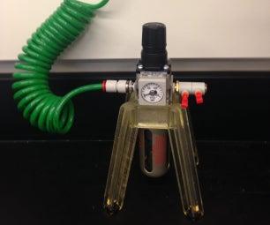 Air Pressure Regulator Stand