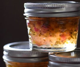 Banana Pepper & Basil Jelly: How to Make and Preserve