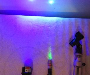Cool Laser Tricks!