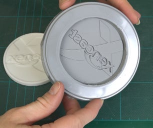 Simple Silicone Mould - How to Make Your Own
