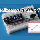 Oscilloscope 3channel on Arduino