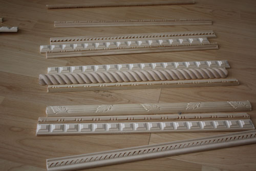 Picture of Decorate With Trim