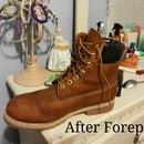 Boot Foreplay: Vaseline