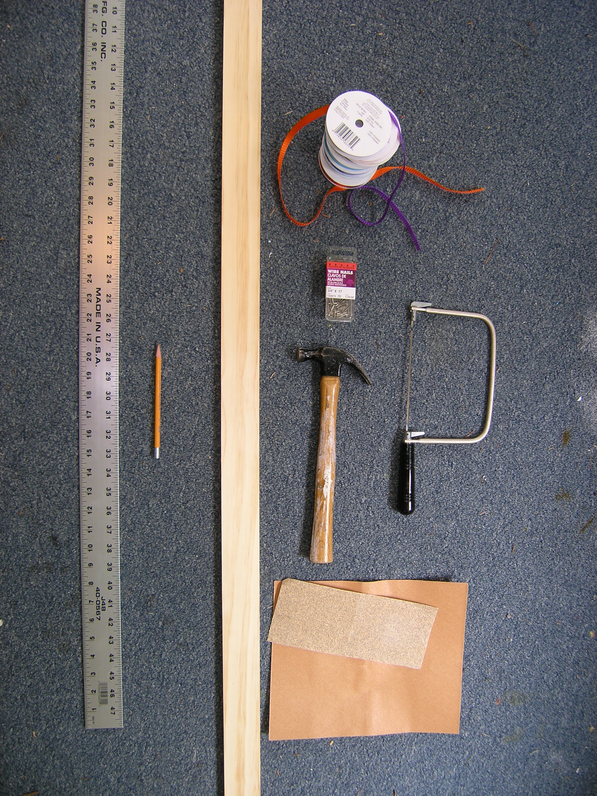 Picture of Gather Materials & Tools