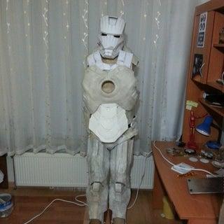 IRONMAN 2 Suit (mark 4 & 6)