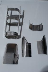 Right Hand RT & Forearm Armor: Design & Fabrication