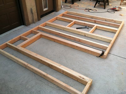 Frame and Install the Walls