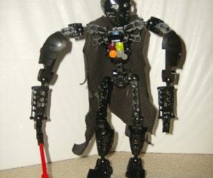 Bionicle Darth Vader