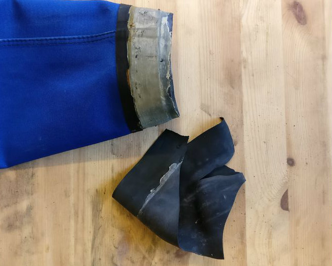 Picture of Drysuit Wrist Seal Replacement