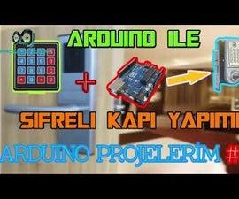 Arduino Keypad Door Lock System