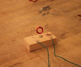 How to Make a Simple Motor