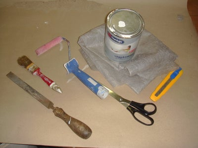 Required Tools and Materials