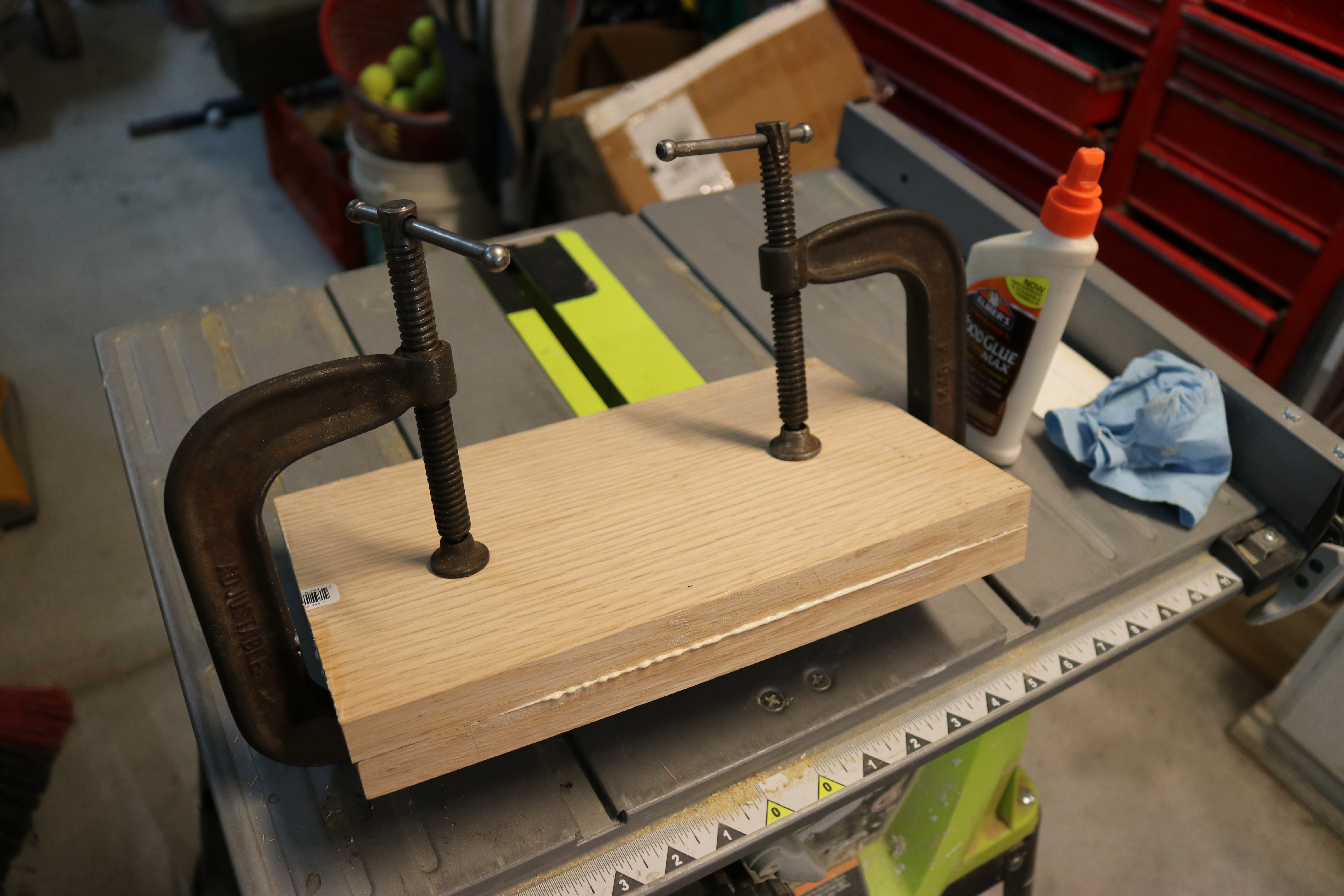 Picture of Glue Up the Form
