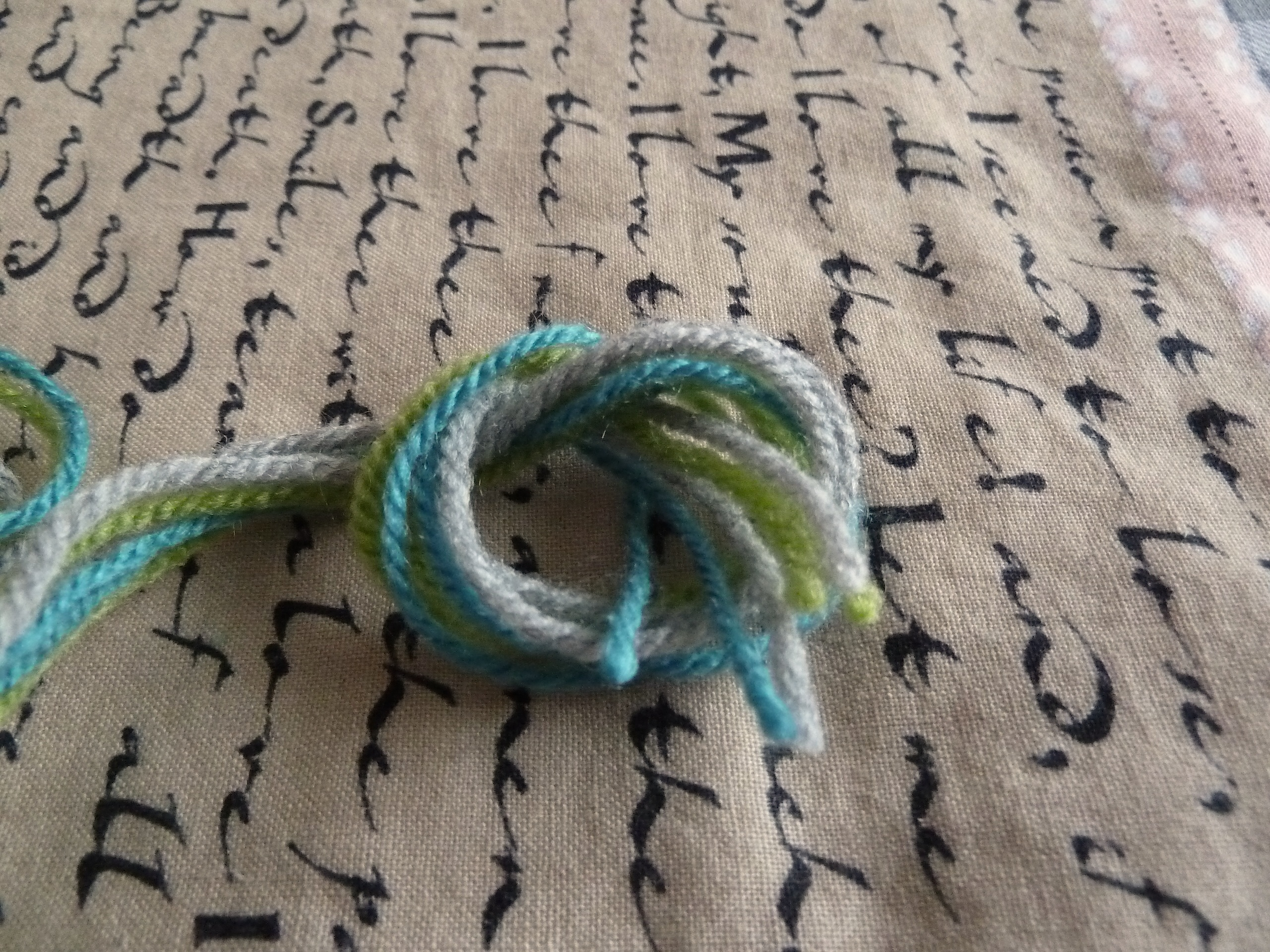Picture of Make a Knot