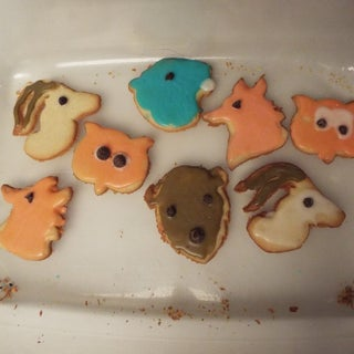 Critter Cookie Cutters