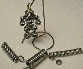 Mail Man Charm (chain Maille)