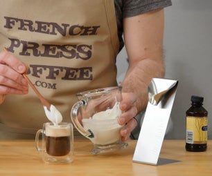 Delicious DIY Whipped Cream in 60 Seconds