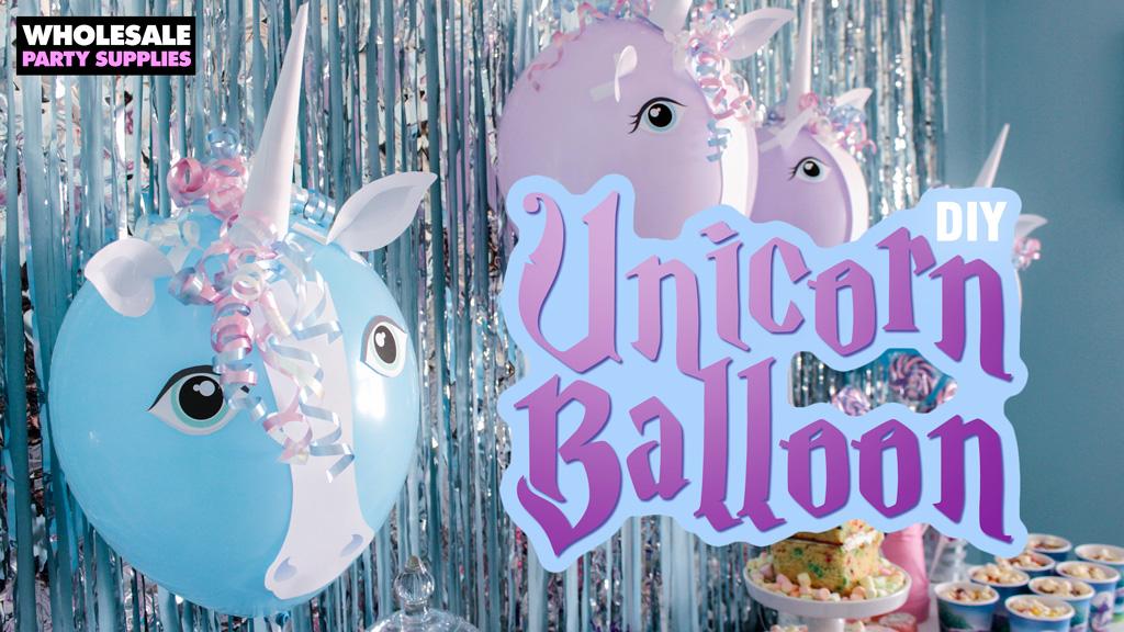Picture of DIY Unicorn Balloon