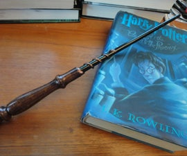 Harry Potter Inspired Wand