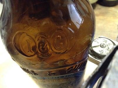 Cutting the Bottle- Scoring