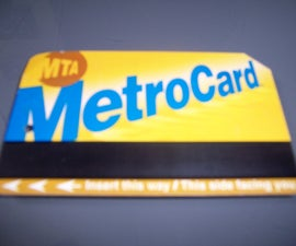 Transit card catapult