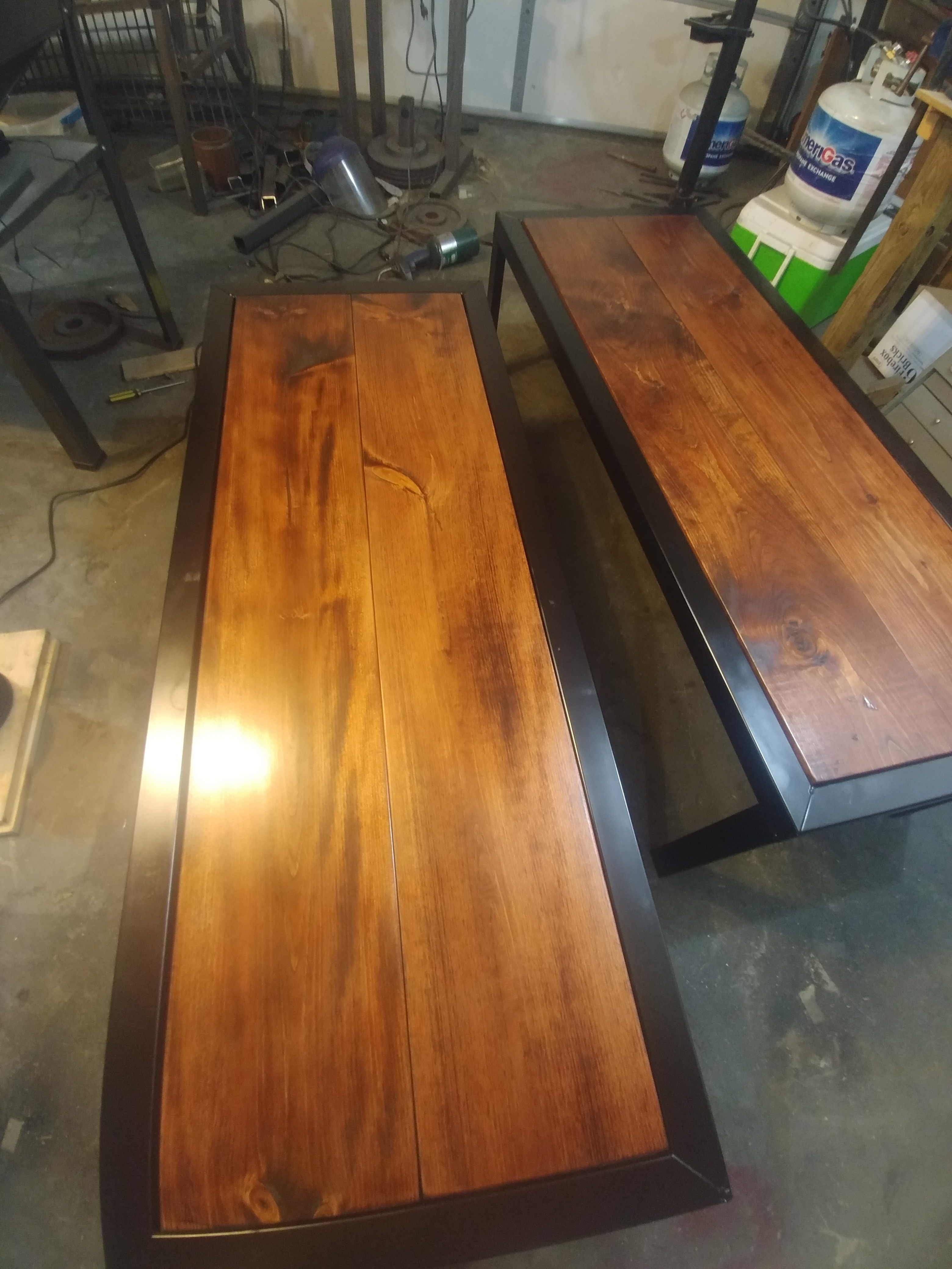 Picture of Staining Wood and Finish Painting