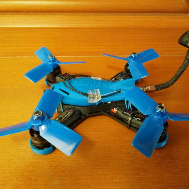 Picture of How to Build a Micro Racing Drone