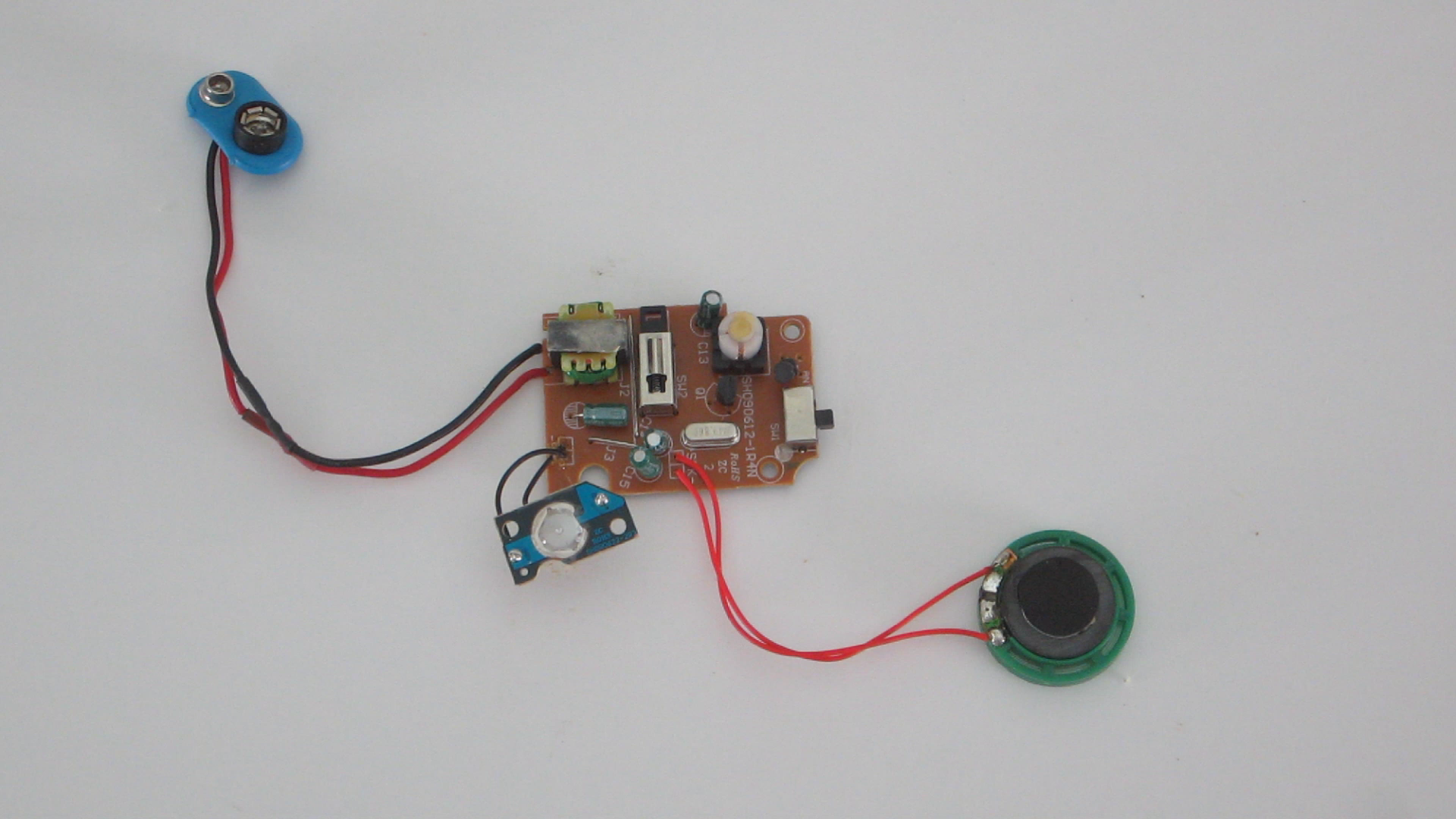Picture of Modify the Receiver