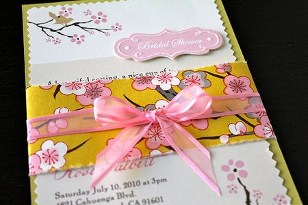 Wrapping Up the Invites