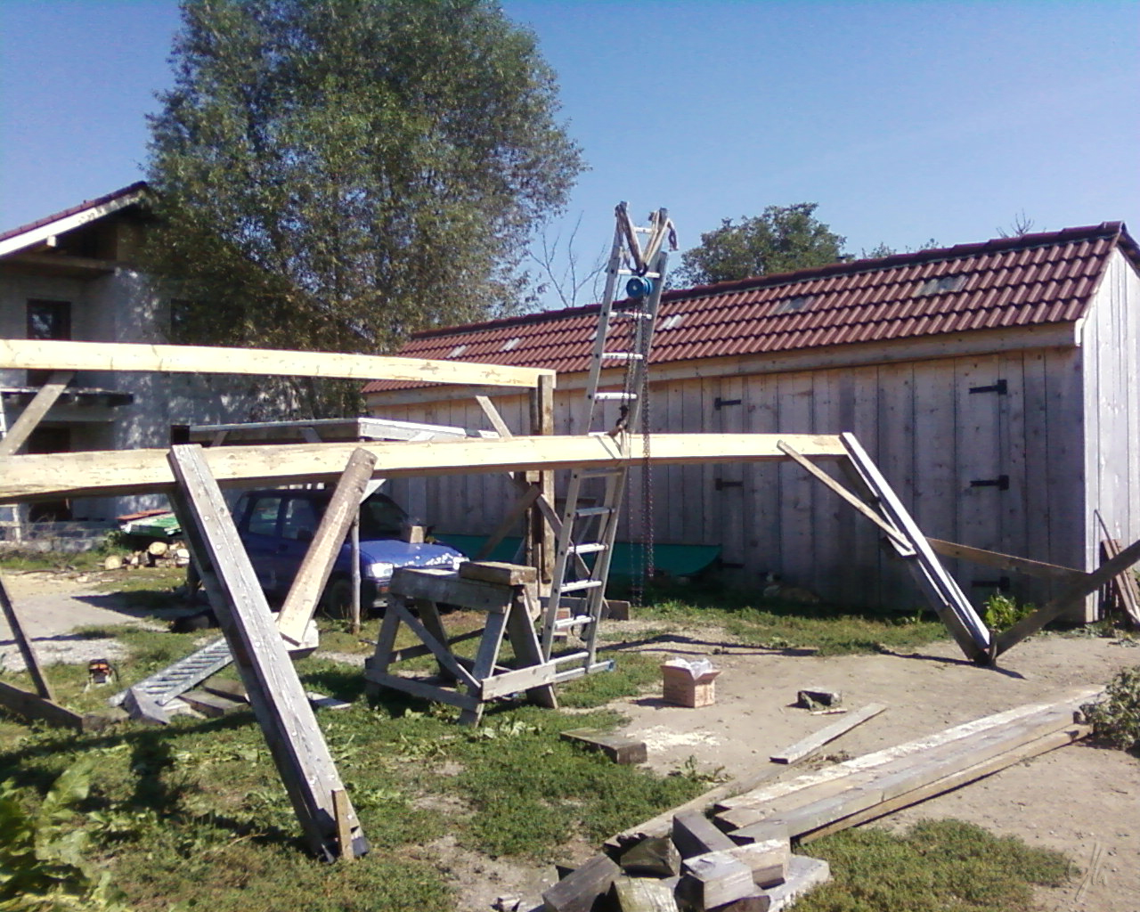 Picture of Lifting Small Frame