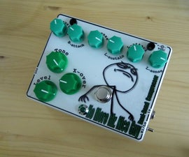 Dual-Band Guitar/Bass Compressor