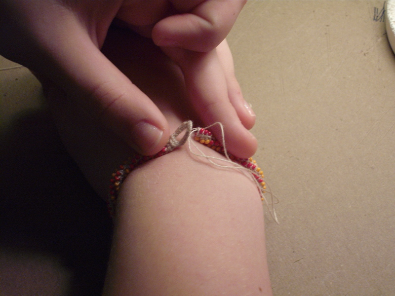 Picture of Continuing the Bracelet