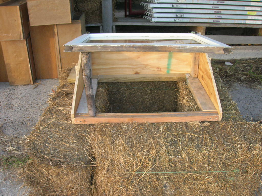Picture of Cold Frame (Insulated)