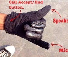 Bluetooth Glove: Version 3.0