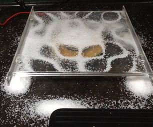 Chladni Plate - Visualize Resonance!