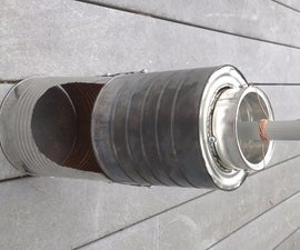 How to build an Efficient Hobo Stove