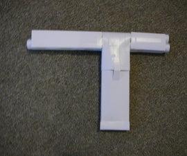 FULL AUTO MATIC PAPER GUN