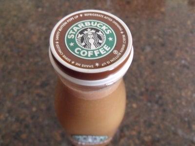 Starbucks Fakeuccino